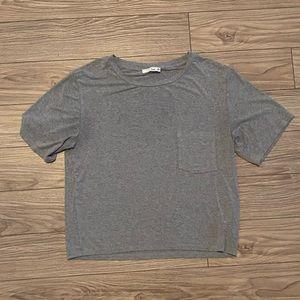 Wilfred Free Grey T Shirt